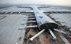 深圳机场T3航站楼构建式幕墙设计施工案例