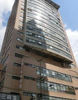 天津六合大厦及配建楼单元式幕墙设计效果图