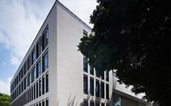 福建省公安指挥情报中心幕墙设计案例
