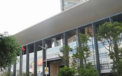 昆明五华广场石材幕墙、框架式幕墙设计案例