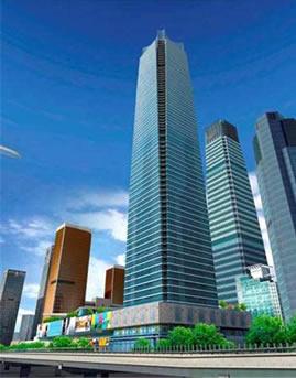 中国国际贸易中心三期A阶段