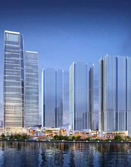 南京金融城