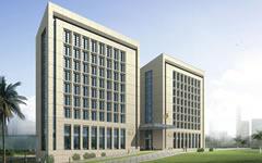 援乌干达政府办公楼