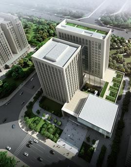 中国机械设备工程股份有限公司(CMEC)总部办公大楼CMEC总部综合楼
