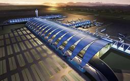 大型机场航站楼幕墙特点及幕墙设计重难点