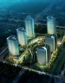 北京大族环球科研办公楼