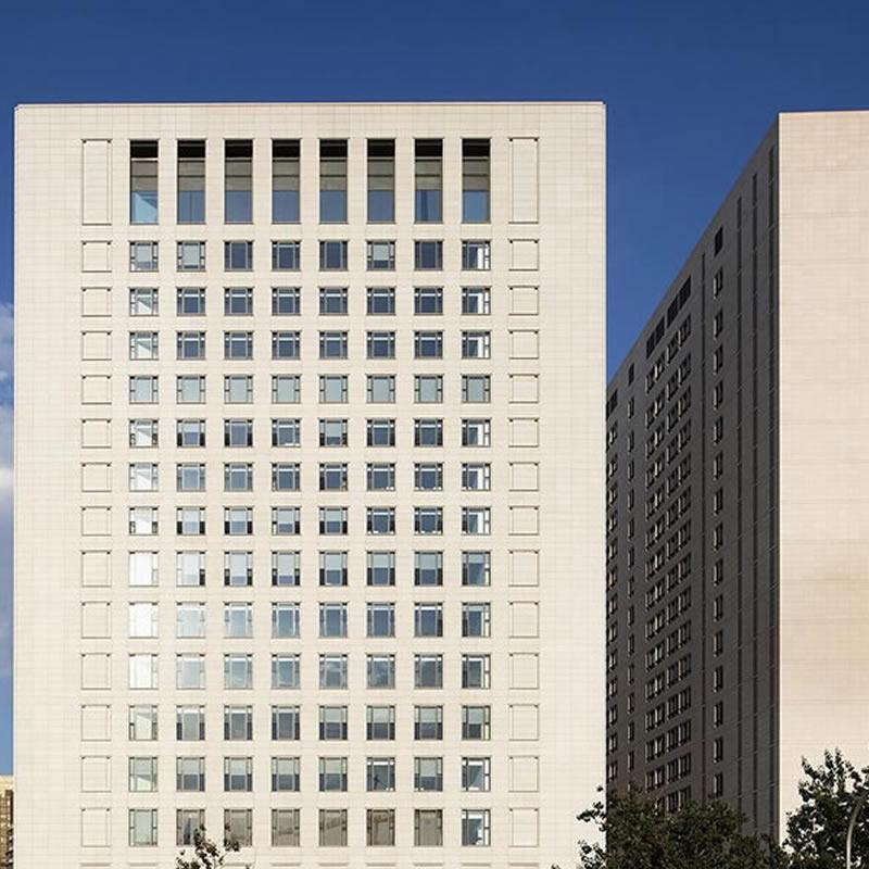 外交部新闻领事中心综合办公楼(外交部南楼)