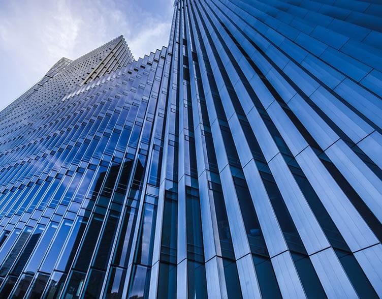 玻璃幕墙或成为超高层建筑不可代替的墙体形式