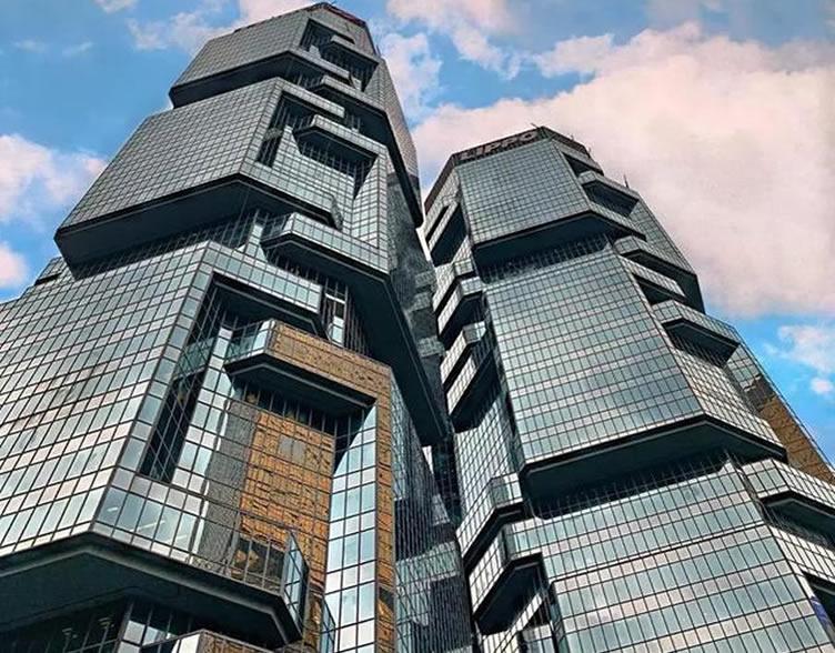 """中开带您打卡必去的香港""""异形""""建筑,个个惊艳无比"""