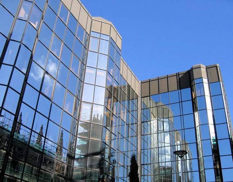 超强玻璃幕墙设计分享