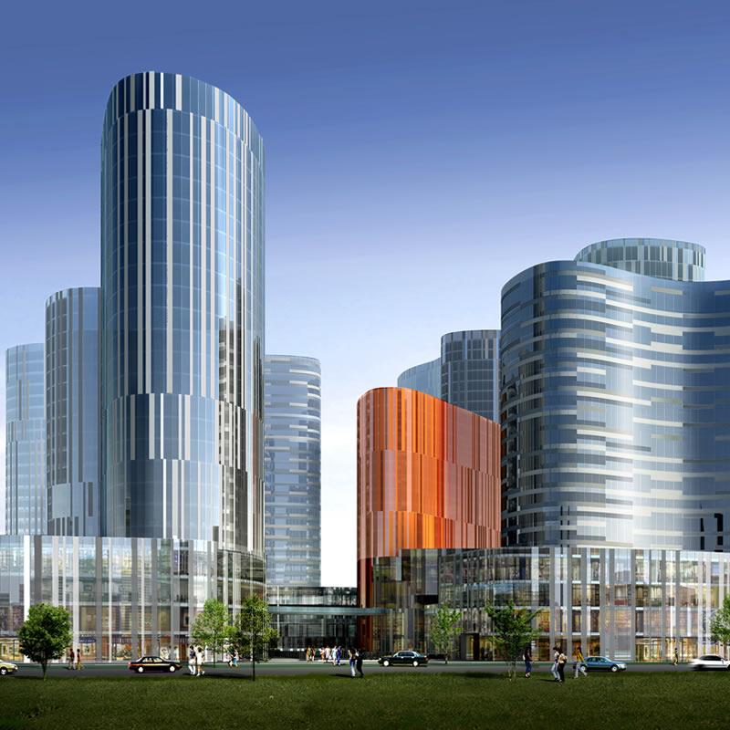 北京三里屯SOHO中心