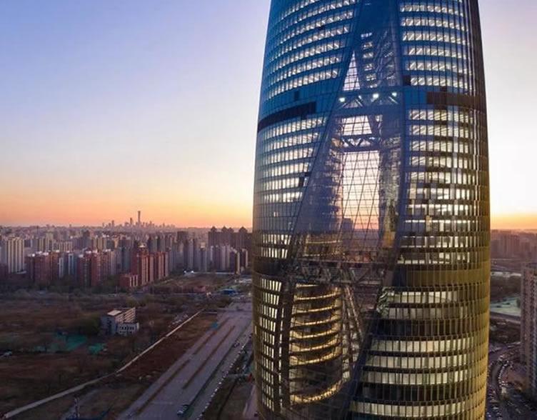 艺型建筑――丽泽SOHO为何分裂?是极致酷炫的造型需求,还是另有隐情?