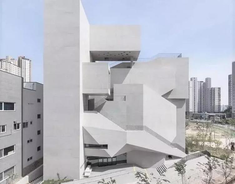 异形建筑或创造更多可能