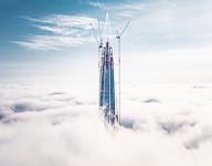 分享   中开建筑带您走近圣彼得堡的摩天大楼――赫拉塔中心