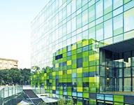 玻璃幕墙之夹胶玻璃幕墙的优点分析