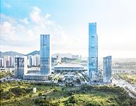 探寻超高层城市地标建筑――深圳市汇德大厦纵览