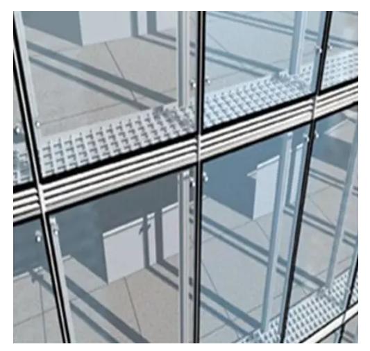 节能时代的新型幕墙――双层幕墙(一)