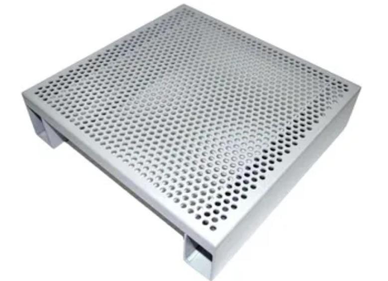 冲孔铝单板―一种用于新型建筑幕墙的装饰材料
