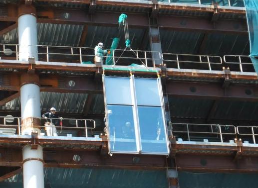 玻璃幕墙施工分几步?从业必看!(1)