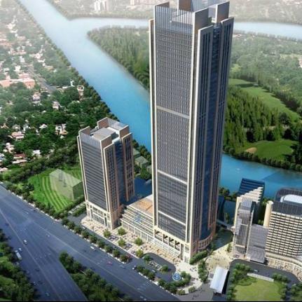 安徽省国际贸易金融中心
