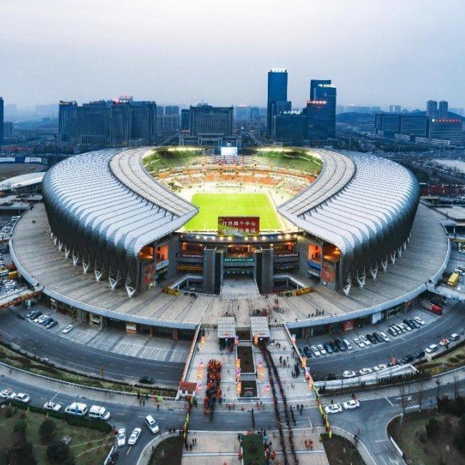 山东济南奥体中心体育馆