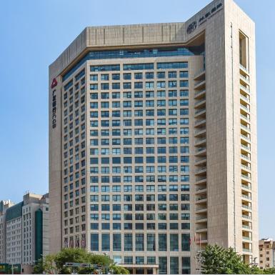 陕西西安林凯国际大厦