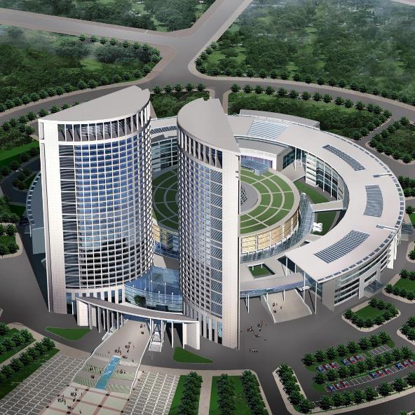 安徽合肥市政务文化新区政务中心