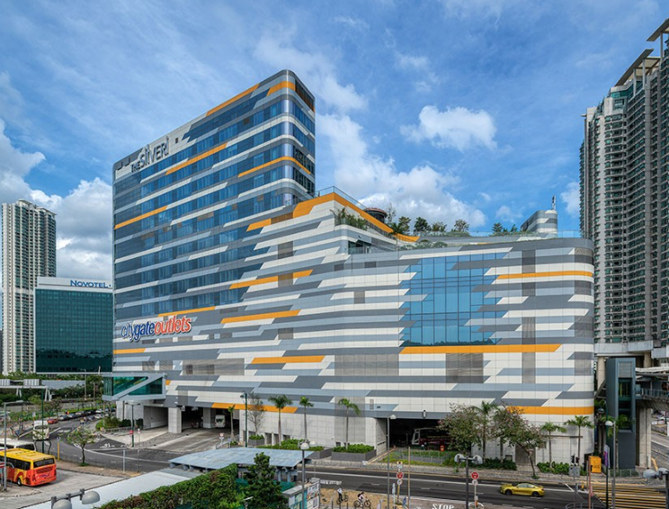 LWK + PARTNERS 以功能空间凝聚社区 打造东荟城商场扩建部分及酒店