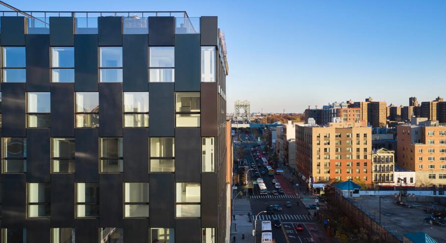 赏析 | 纽约微笑公寓