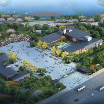 睢县北湖特色文化旅游文创及游客中心项目