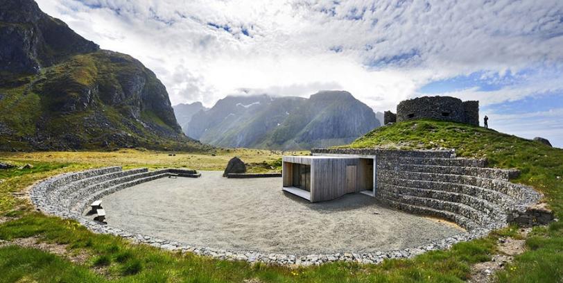 亲近又陌生:如何打造景观与建筑之间的微妙平衡
