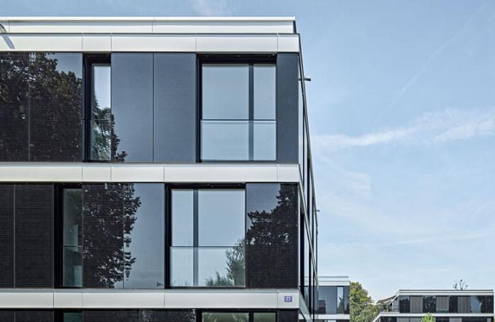 真・自给自足――瑞士Fehlman住宅