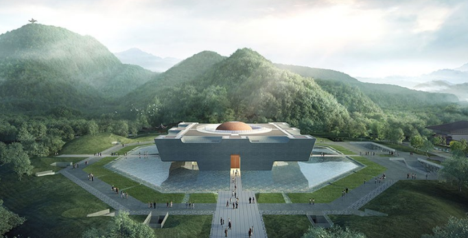 大禹纪念馆――承载民族集体记忆与精神信仰