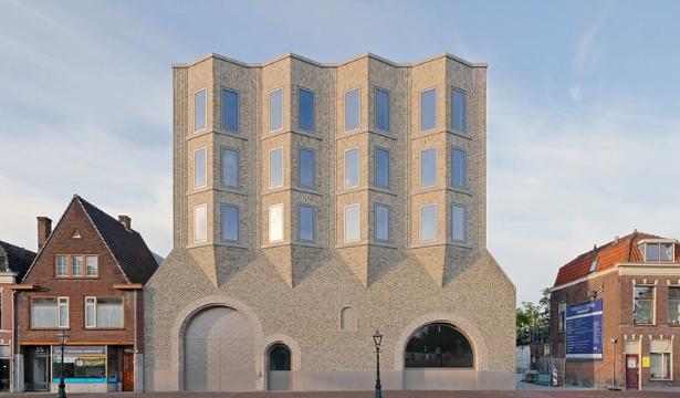 Lakenhal博物馆翻新:历经沧桑的巨型风琴