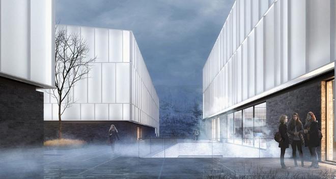 挪威北极博物馆――来自地球北侧的光芒