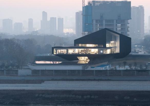 旧场地新秩序,武汉船厂社区中心