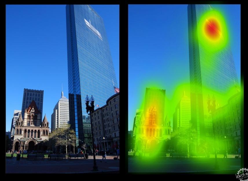 对于建筑外立面,你知道人们的视觉路径吗?