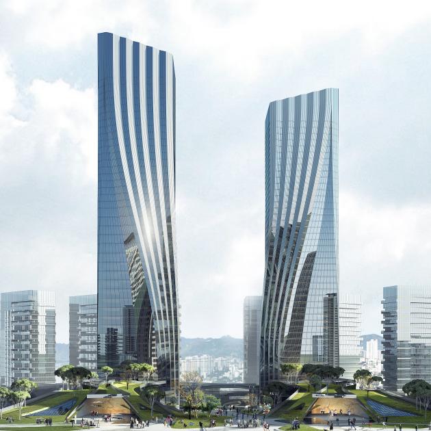 重庆绿地万州高铁新城