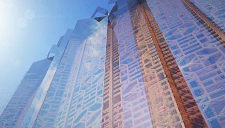 """长沙坡子街上的微城市,将""""霸蛮""""进行到底"""