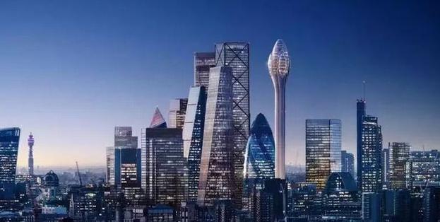 """超标,超限!看看伦敦""""郁金香""""大楼的玻璃幕墙"""