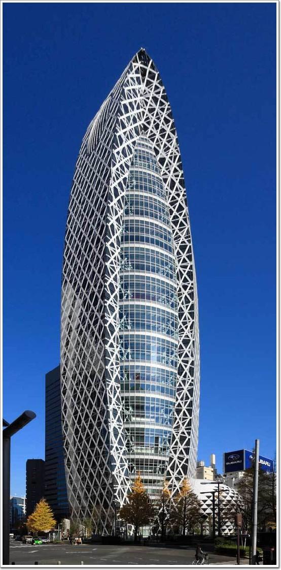 园少集团总部办公楼异形金属幕墙设计方案