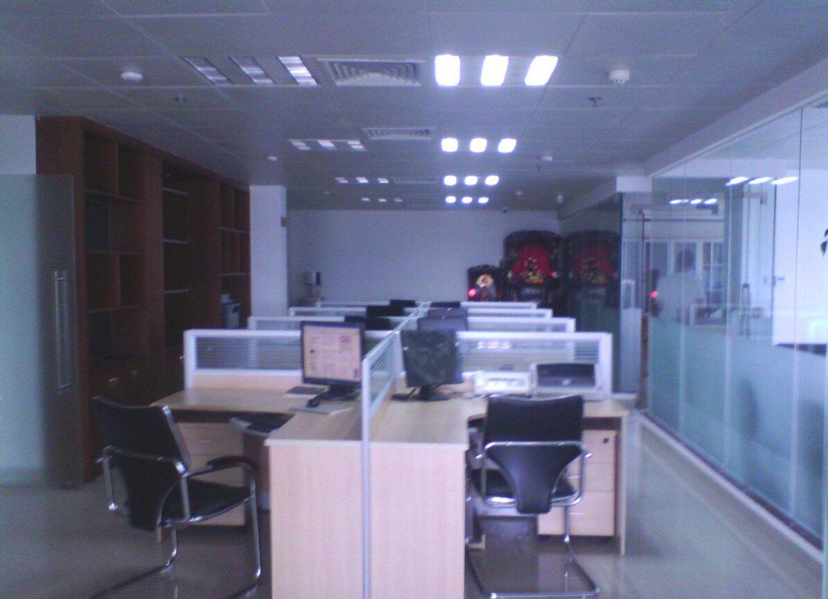 北京健飞幕墙科技有限公司办公室