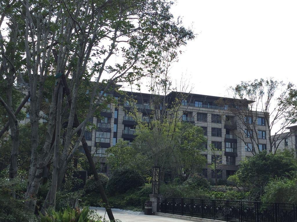 上海金地天境石材幕墙设计效果图