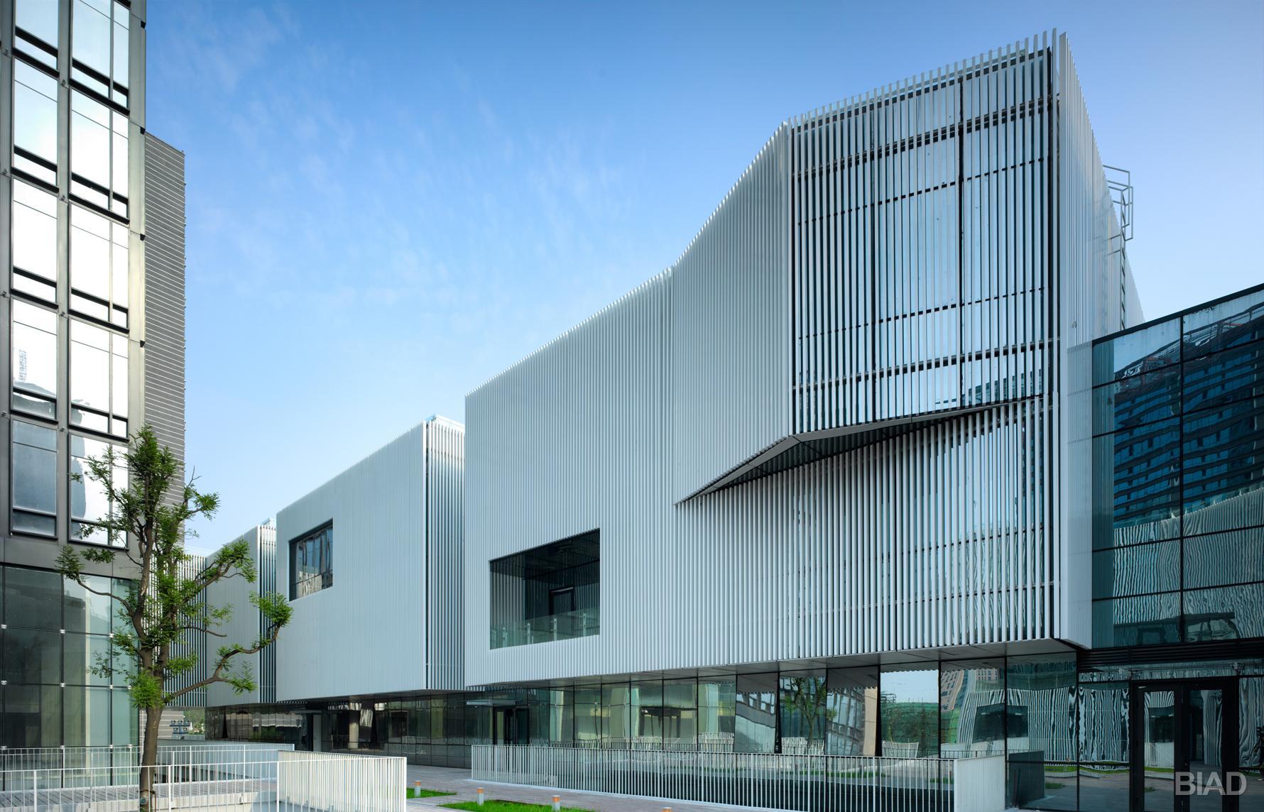 玻璃建筑效果图_建筑效果图玻璃制作
