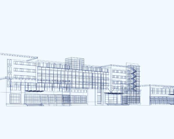 建筑幕墙外观设计