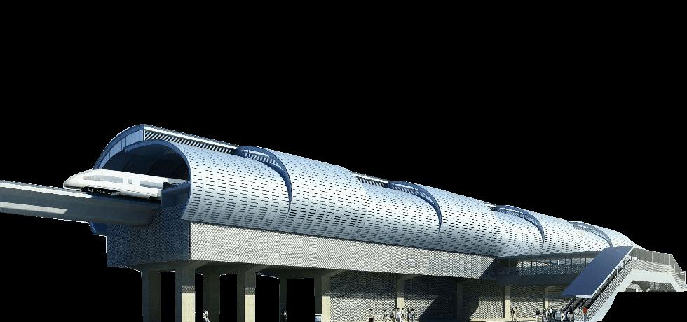 交通枢纽幕墙设计服务