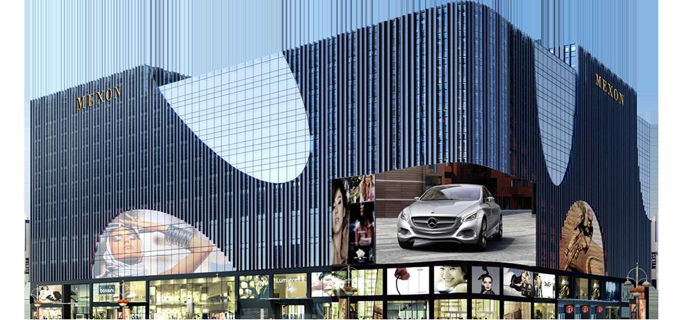 商业地产幕墙设计服务