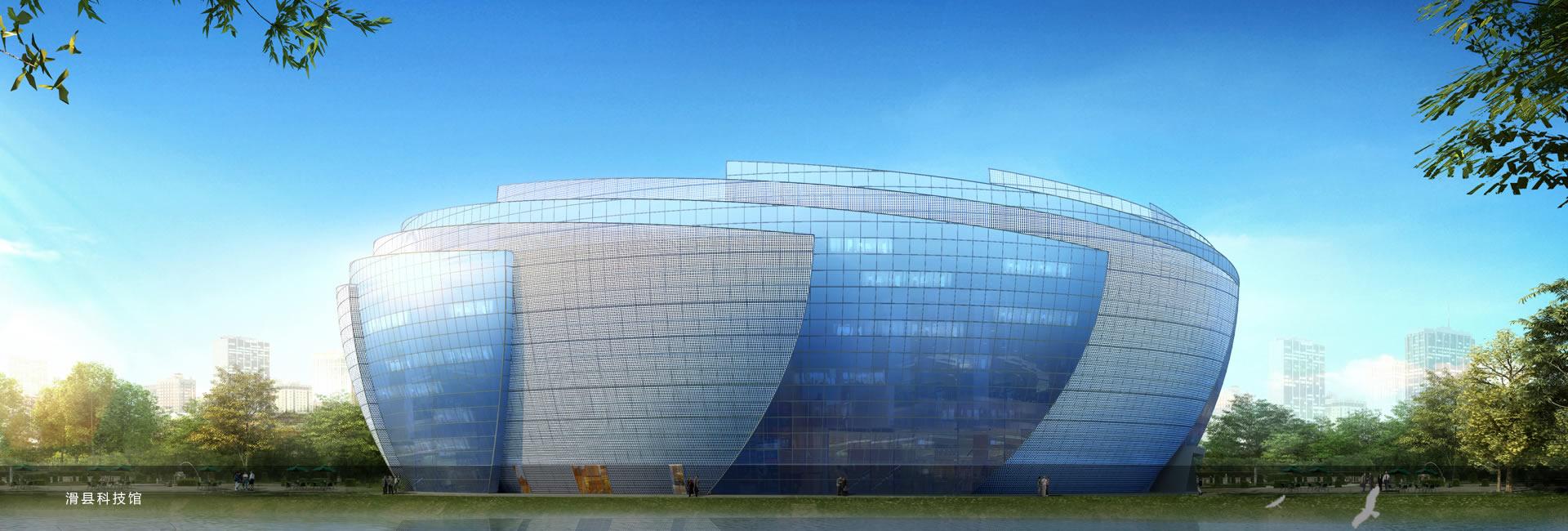 滑县科技馆
